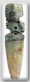 Костен идол - Исторически музей град Провадия
