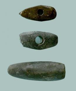Каменни оръдия на труда - Исторически музей град Провадия