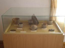 Витрина Праистория; Исторически музей – Провадия - Исторически музей град Провадия