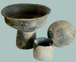 Керамични съдове; Провадия-Солницата, Халколит - Исторически музей град Провадия