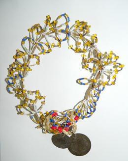 Женски накит за глава средата на XIX в. - Исторически музей град Провадия