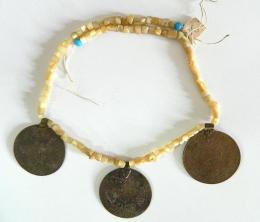 Женски накит – гердан, средата на XIX в. - Исторически музей град Провадия