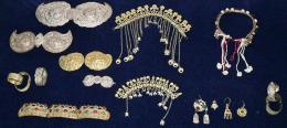 Женски накити характерни за Провадийско, XIX в. - Исторически музей град Провадия