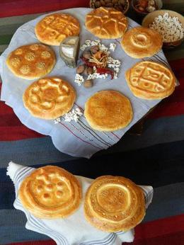 Обредни хлябове за Бъдни вечер - Исторически музей град Провадия