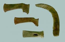Бронзови оръдия на труда; Провадия; Бронзова епоха - Исторически музей град Провадия