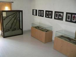 Оръжейна зала. - Исторически музей град Провадия