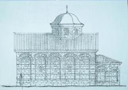 Графична възстановка на Митрополитската църква; Късноантична и Средновековна крепост Проват-Овеч; Средновековие - Исторически музей град Провадия