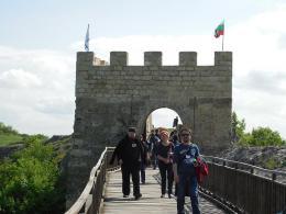 Северна централна порта и част от мостовото съоръжение; Късноантична и Средновековна крепост Проват-Овеч; Средновековие - Исторически музей град Провадия