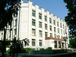 Сградата на Община Провадия. - Исторически музей град Провадия