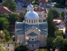 """Храм """"Св. Благовещение"""" (1923 г.). - Исторически музей град Провадия"""