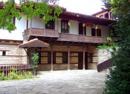 Ламбовата къща (реставрация). - Исторически музей град Провадия
